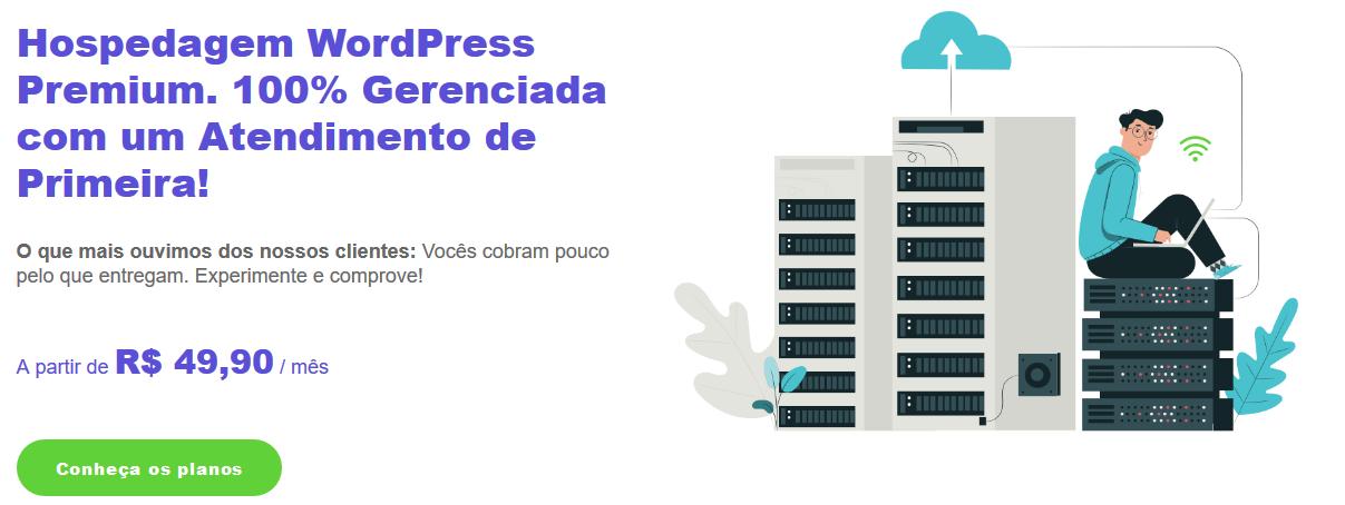 Hospedahem de Wordpress - Conectasul